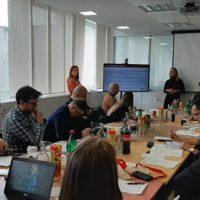 """Održane konsultacije u okviru projekta """"Zajedno za aktivno građansko društvo – ACT"""" na kome su učestvovali i predstavnici MOPPS-a"""
